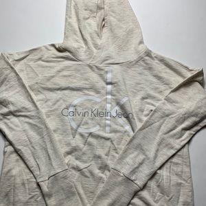 Calvin Klein Jeans Hooded Shirt